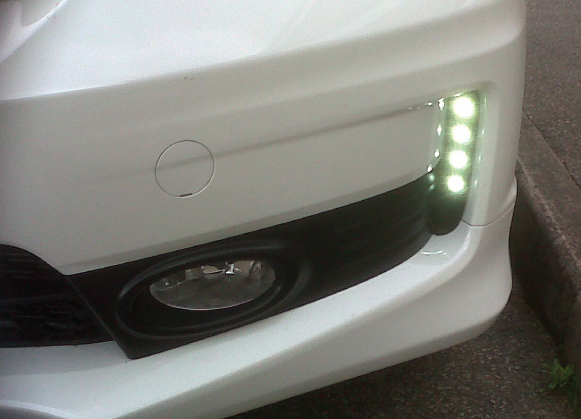 Daytime Running Lights Essex