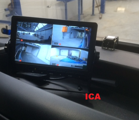 hgv 4 dvr camera system fitted essex