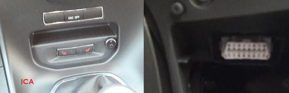 Fiesta ST Alarm And OBD Port Immobiliser