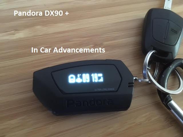 Pandora DX90 + Car Alarm Review