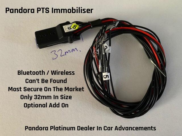 Pandora PTS Immobiliser
