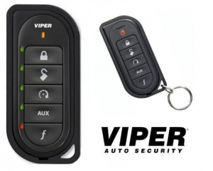 Viper 2 Way Security