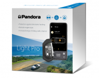 Pandora Light Pro V2 Thatcham Cat 1