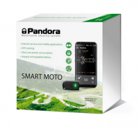 Pandora Smart Moto Thatcham Cat 1